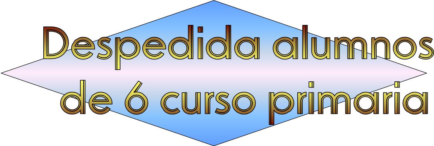 Programa De Clausura De Fin De Cursos De Preescolar | New Style for